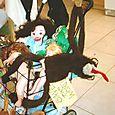 BradJolena's Kids ~ Halloween 2008